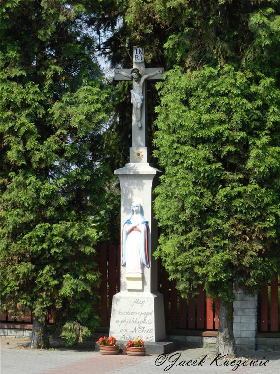 Kapliczki I Krzyże Przydrożne W Powiecie Mikołowskim